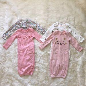 Carter's Newborn Gown Set